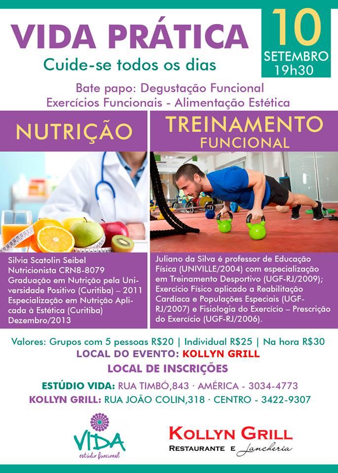 palestra treinamentofuncionalenutri