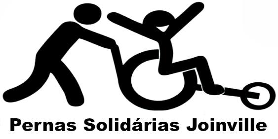 Pernas Solidárias chega a Joinville