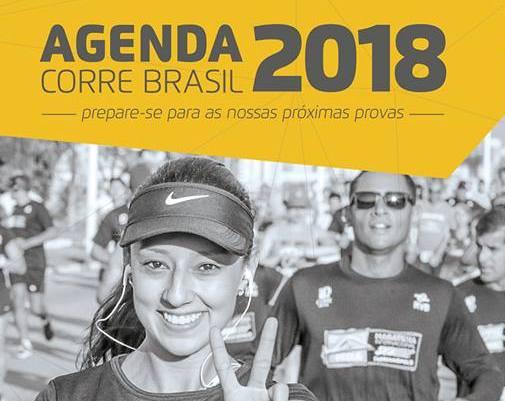 Corre Brasil divulga agenda de provas programadas para 2018