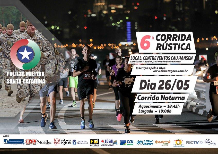 Circuito Unimed 2018 : Agendão de corridas em santa catarina maio