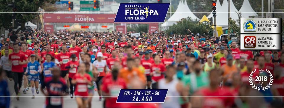maratona internacional de floripa uninter