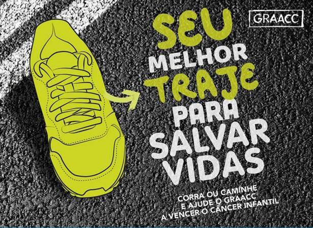 18ª Corrida e Caminhada GRAAC é neste domingo, em São Paulo