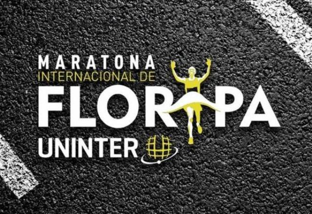 Retirada do kit da Maratona Internacional de Floripa