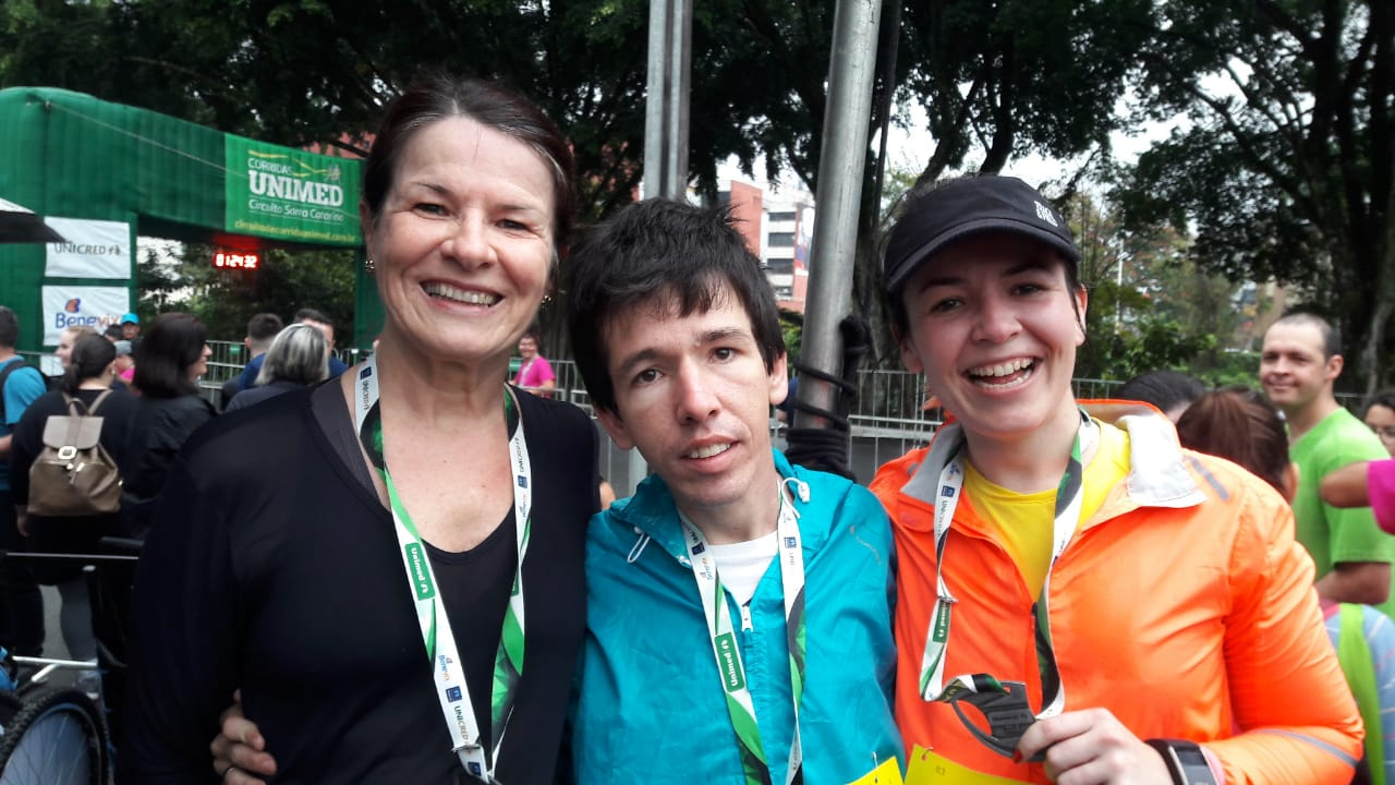Circuito Unimed : Etapa joinville do circuito unimed de corridas reúne atletas