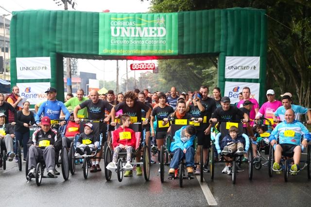 Etapa Joinville do Circuito Unimed de Corridas reúne 800 atletas neste domingo (2)