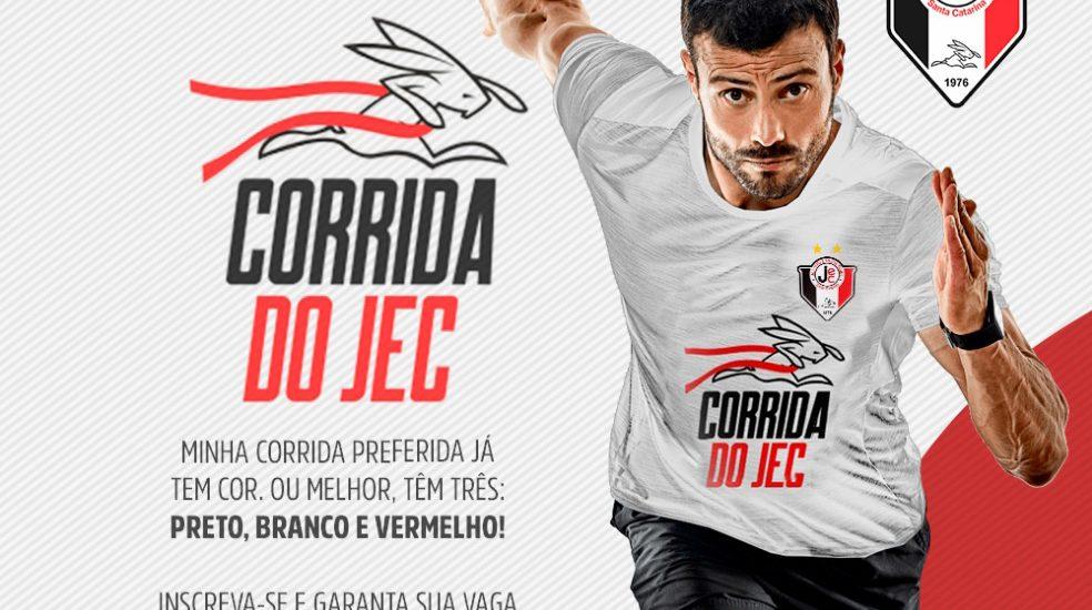 corrida do JEC