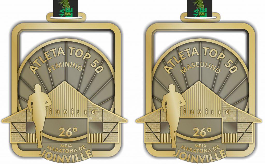 virada de lote da Meia Maratona de Joinville