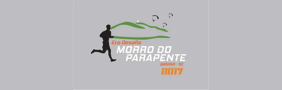 Estão abertas as inscrições para o Eco Desafio Morro do Parapente 2017