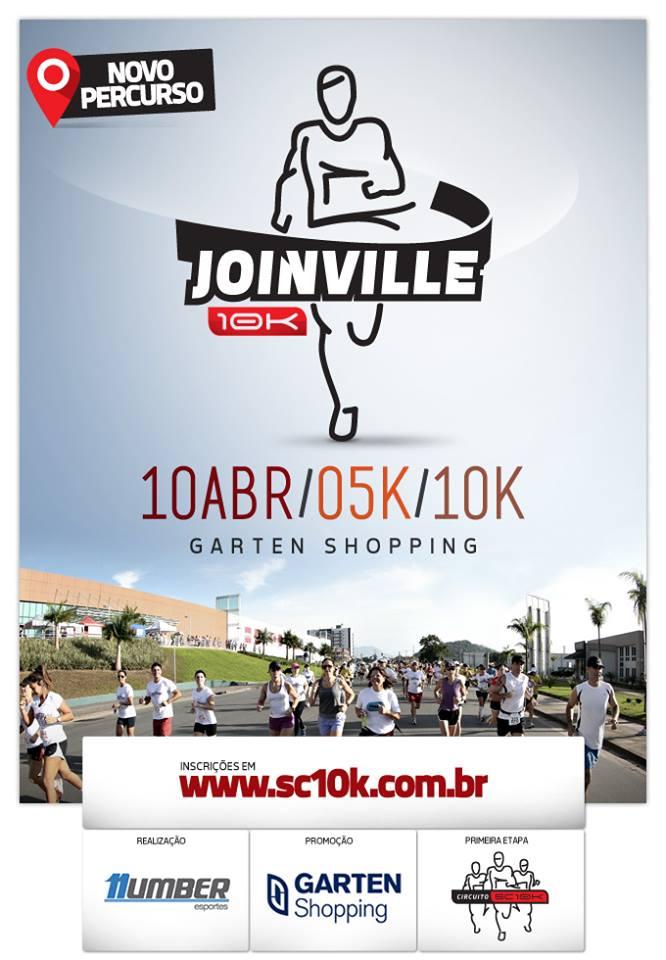 Termina nesta sexta-feira (11) o primeiro lote da Joinville10k Subway