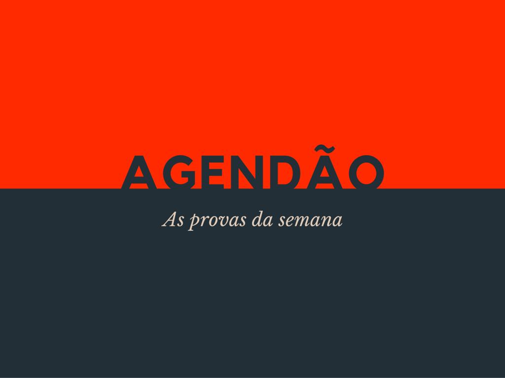 agendão