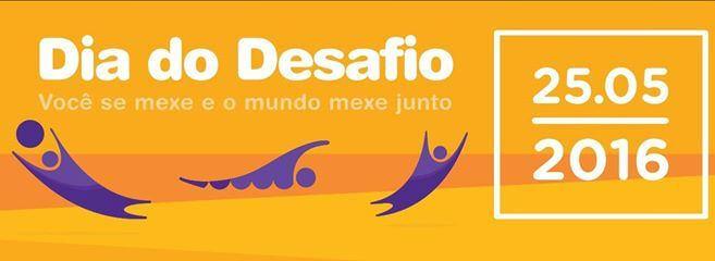 Aproveite o Dia do Desafio em Joinville para se mexer
