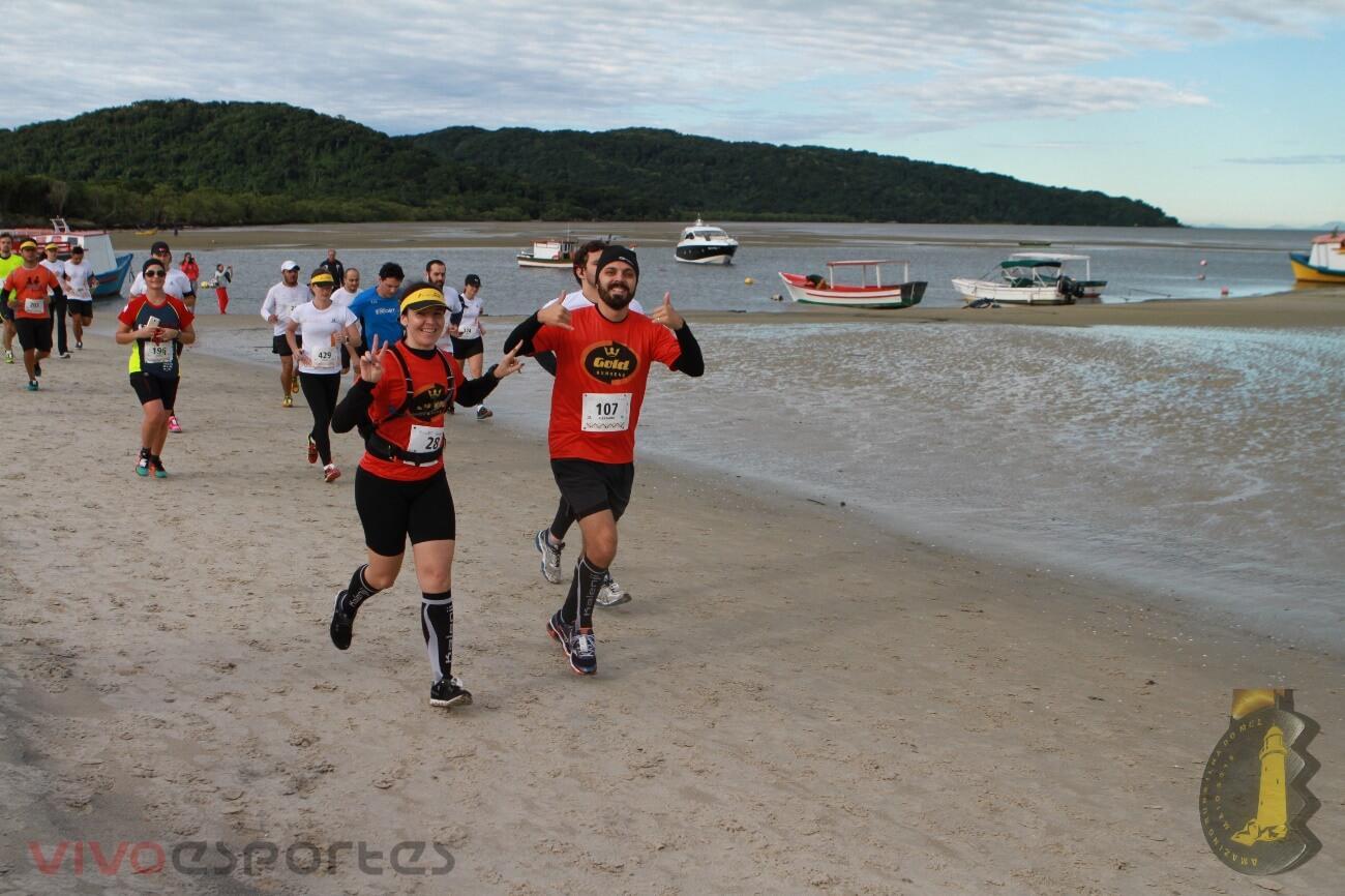 Amazing Runs Ilha do Mel, uma experiência incrível
