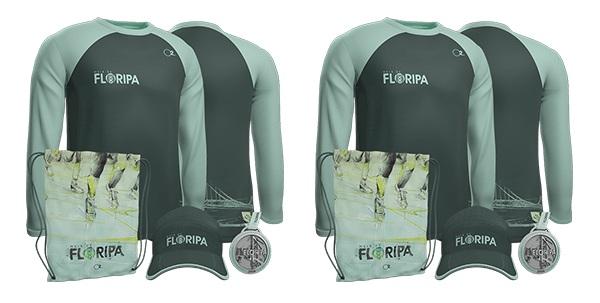 Saiba quando e onde retirar o kit da Meia de Floripa edição 2016