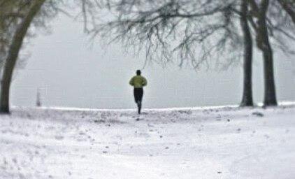 Tá frio? Confira cuidados para treinar em dias gelados