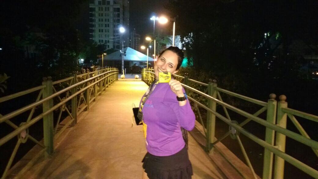 night run joinville: uma noite feliz