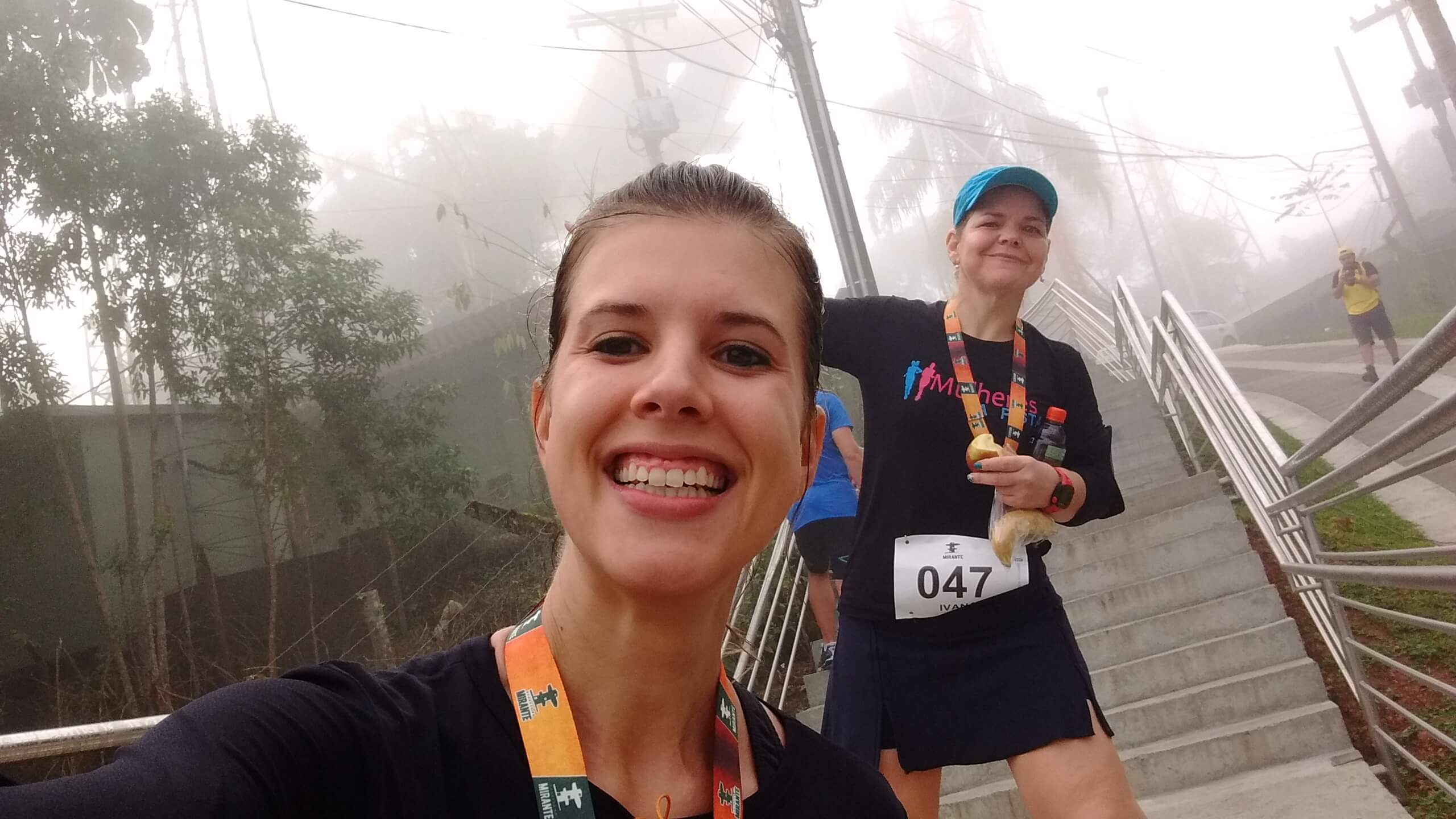 Bando de loucos encara o Desafio do Mirante em Joinville
