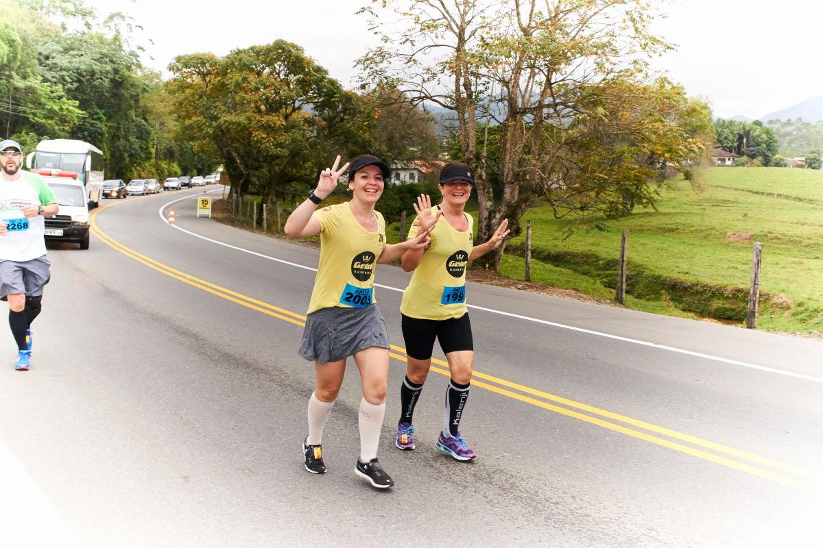 Meia Maratona de Pomerode, onde o coração foi mais forte que as pernas, por Deia Zoboli