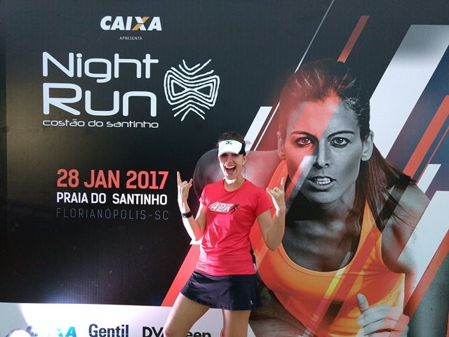 Night Run do Costão do Santinho 2017: haja pernas!