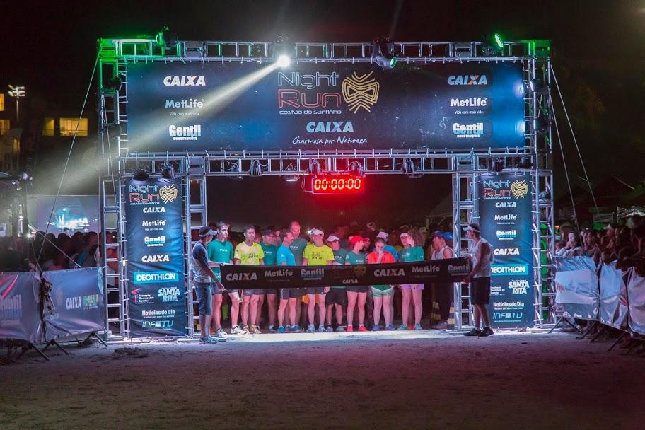 Night Run Costão do Santinho 2017: kit e outras informações