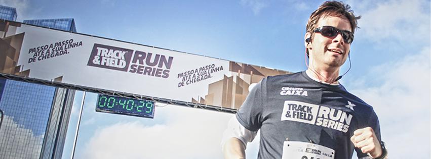 Estão abertas as inscrições para a Track&Field Run Series Shopping Mueller em Curitiba