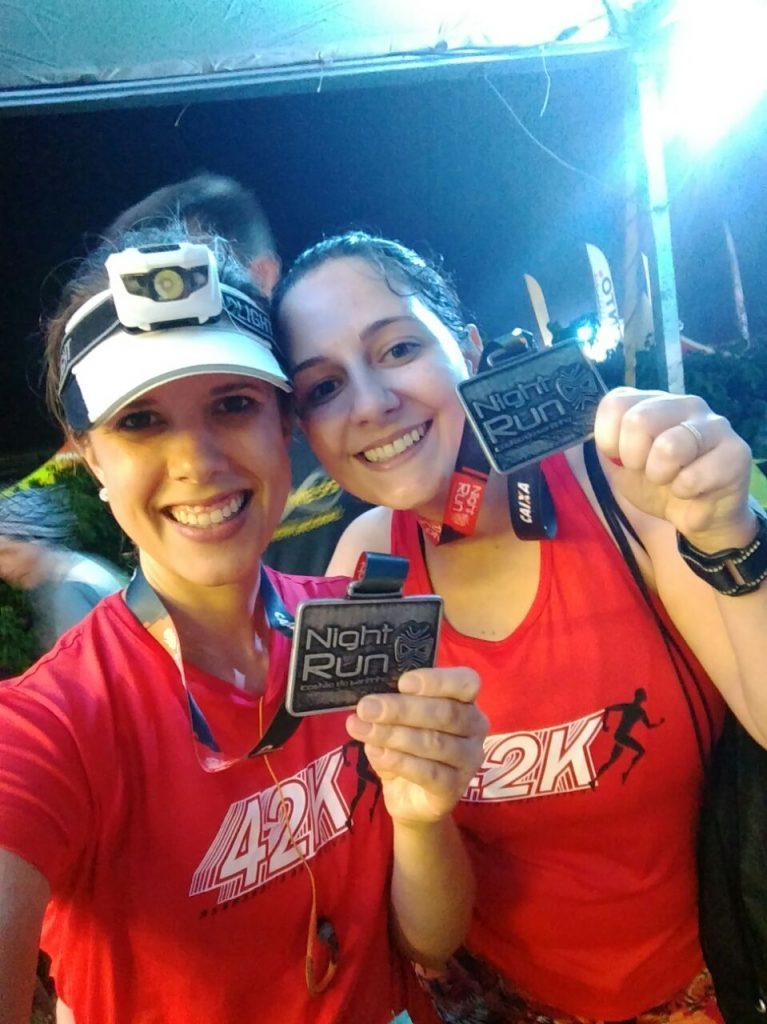 Night Run Costão do Santinho 2017