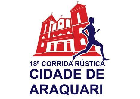 Estão abertas as inscrições para a 18ª Corrida Rústica Cidade de Araquari
