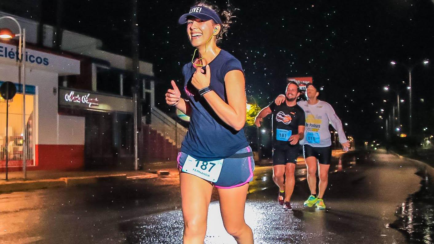 Night Run Joinville 2017: o prazer de trazer amigos para o mundo da corrida