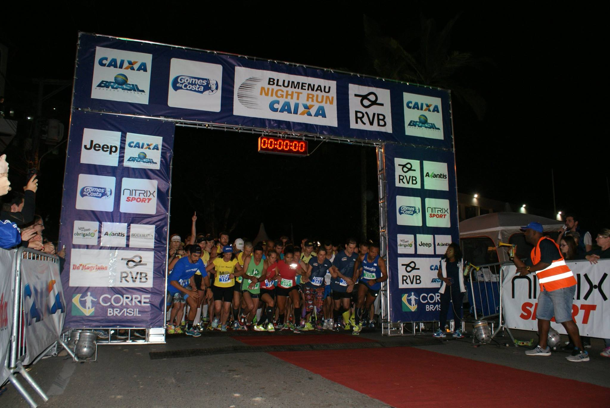 Blumenau Night Run