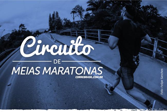 Corre Brasil lança Circuito de Meias Maratonas em Santa Catarina