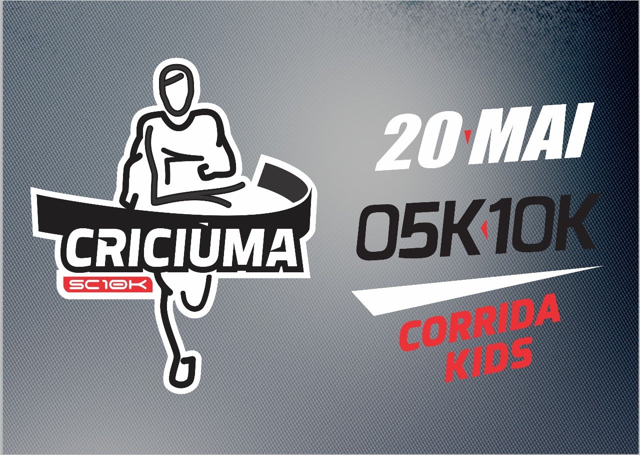 retirada do kit da Criciúma10K , Resultado Criciúma10K 2018