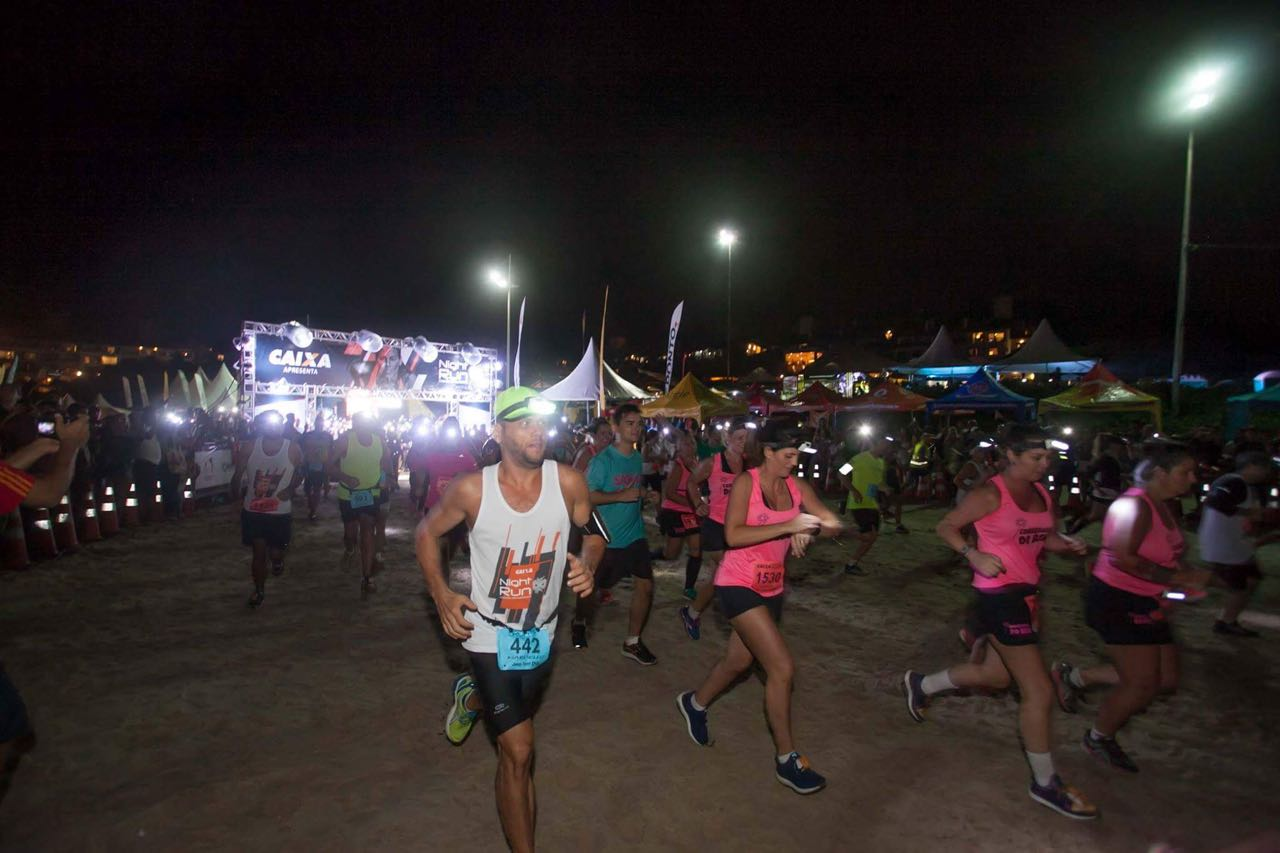 Night Run Costão do Santinho 2019