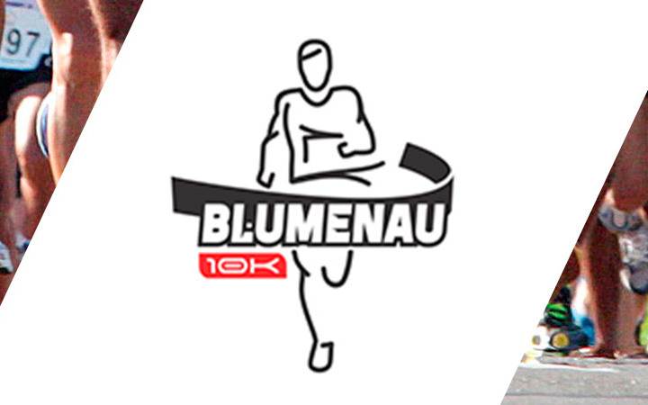 Blumenau 10k, retirada do kit da Blumenau10K