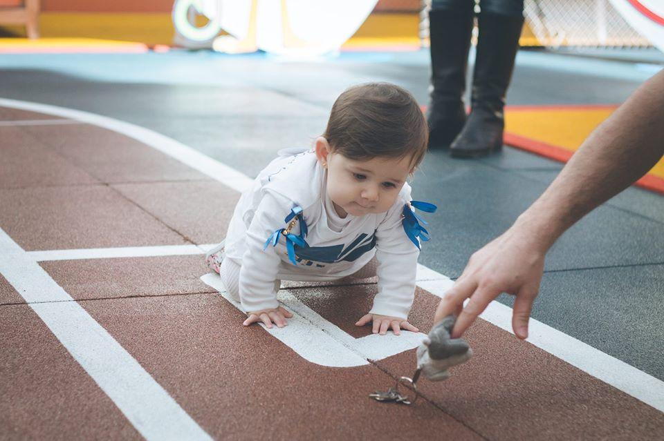 Floripa Shopping promove Corrida de Bebês que engatinham