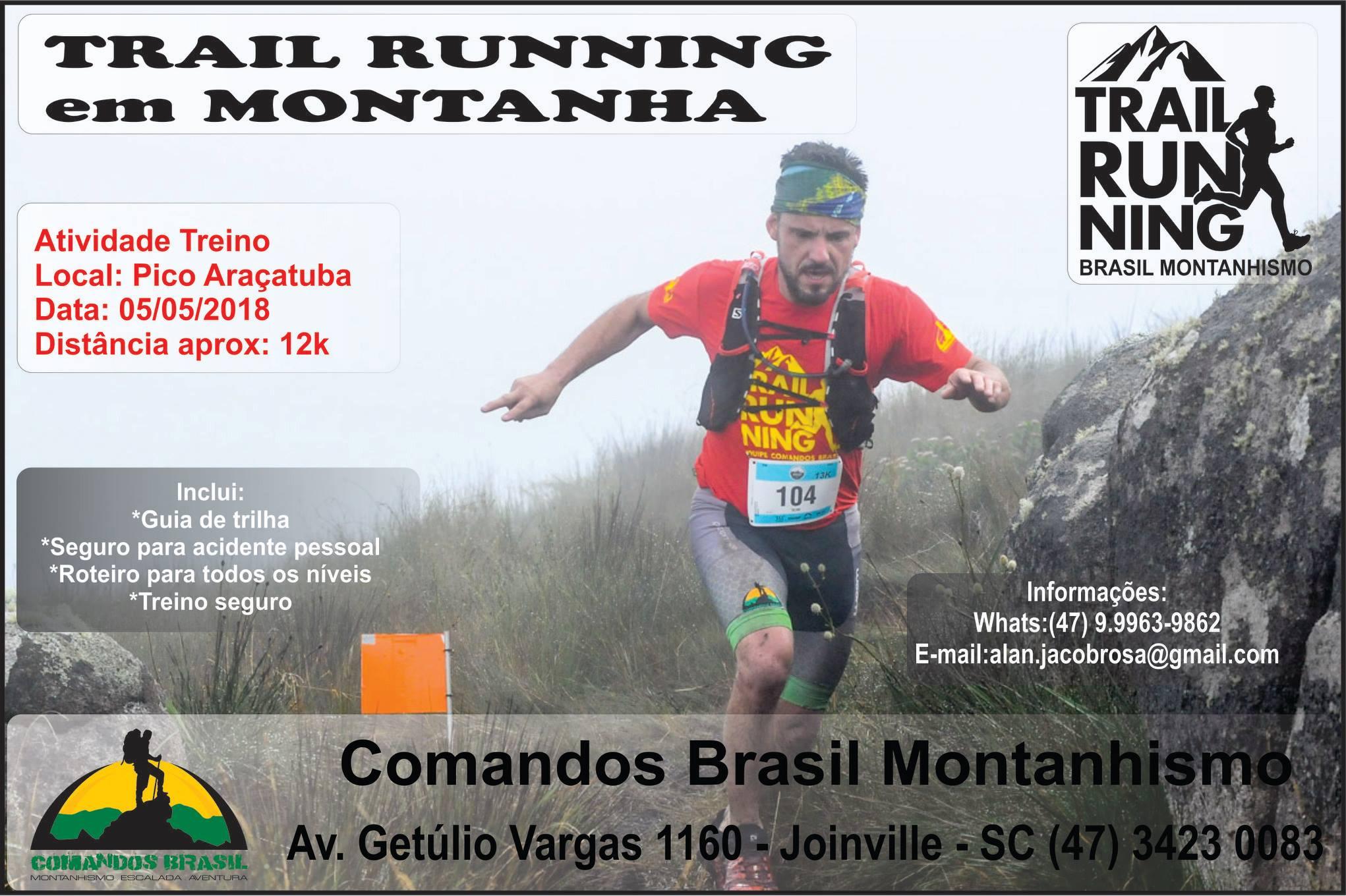 Resultado: vem ver quem vai subir o Pico Araçatuba com a gente!