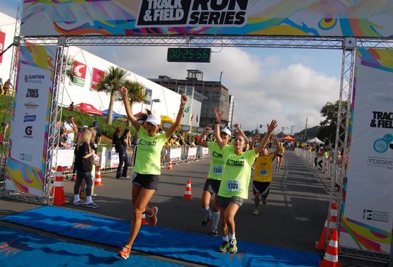 Track&Field Run Series cancela prova em Joinville
