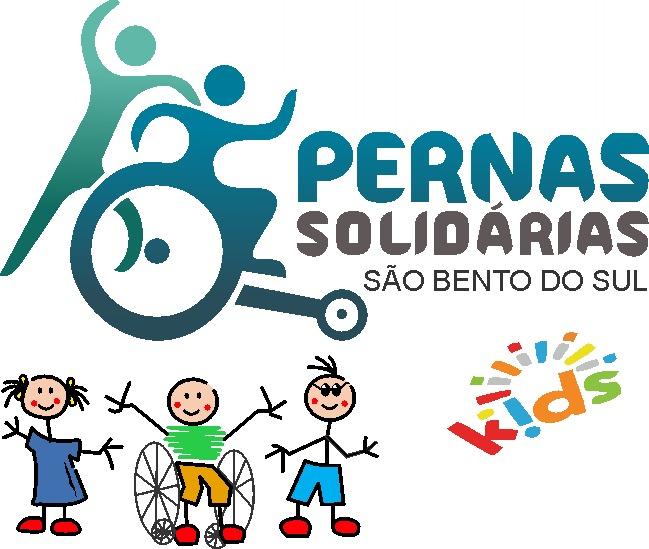 Pernas Solidárias Kids