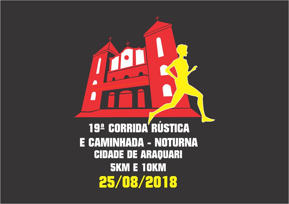 19ª Corrida Rústica Cidade de Araquari com inscrições abertas