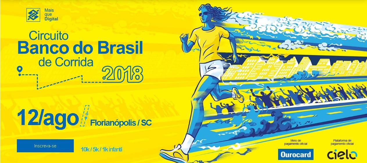 Circuito Banco do Brasil de Corrida chega a Florianópolis