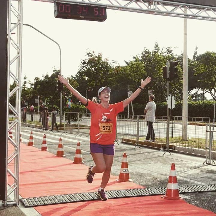 Mas afinal, por que você corre?, por Fernanda Lüttke