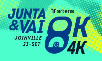 Joinville recebe em setembro a Corrida Junta e Vai