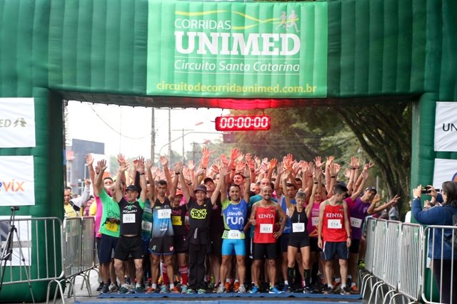 Circuito Unimed de Corridas chega a Blumenau neste domingo (16)