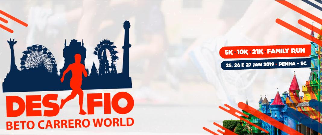 Desafio Beto Carrero World 2019 está com inscrições abertas