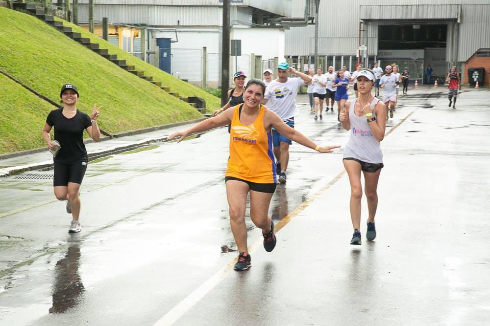 10km: o retorno da Fernanda na prova Corro por Elas