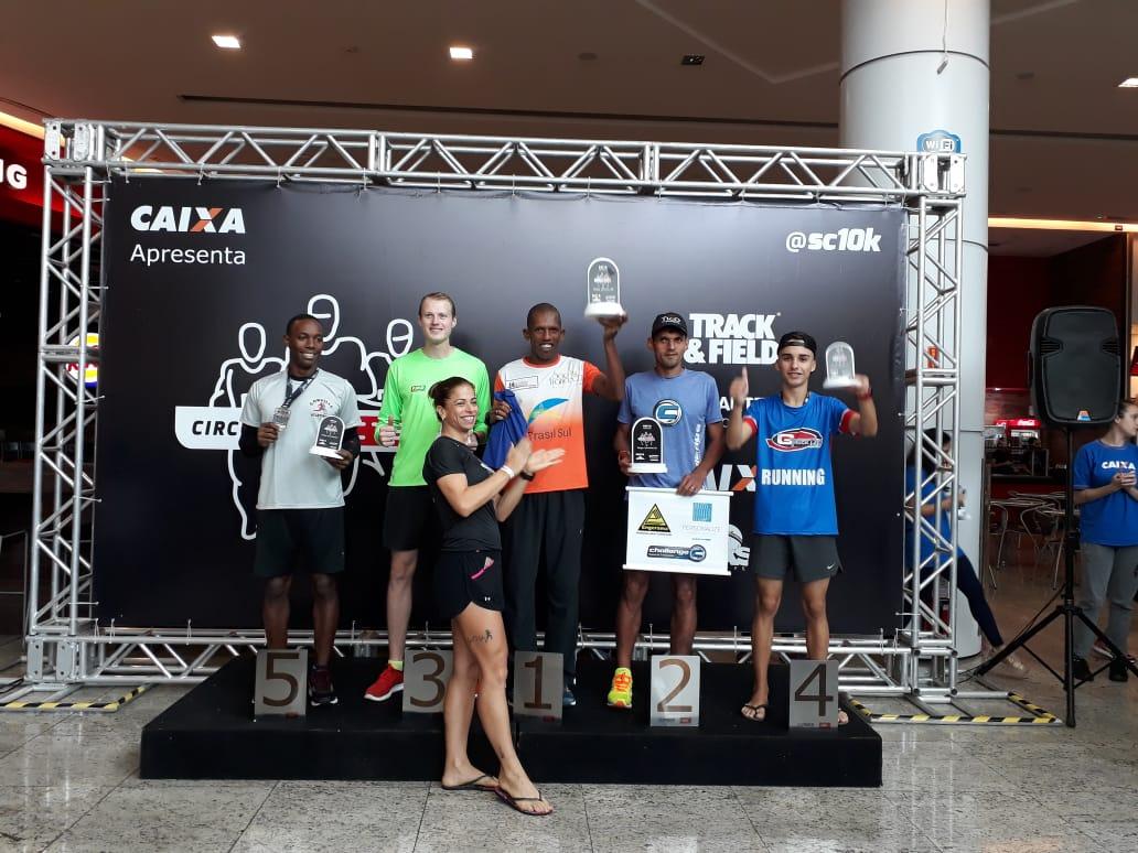 Abertas as inscrições para a 10ª edição da etapa Joinville do Circuito SC10K