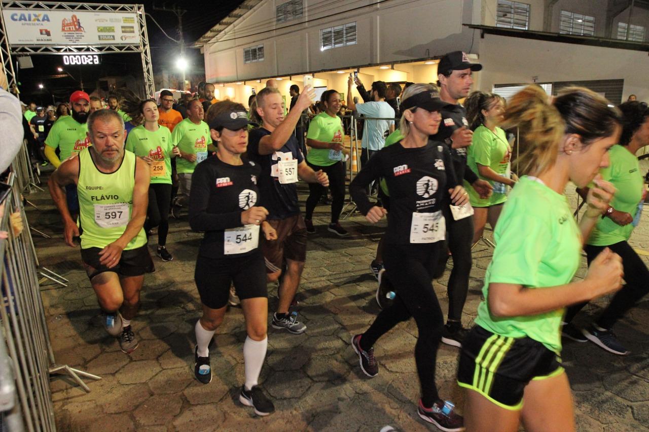 Inscrições para a Corrida Cidade de Araquari terminam nesta quarta (24)