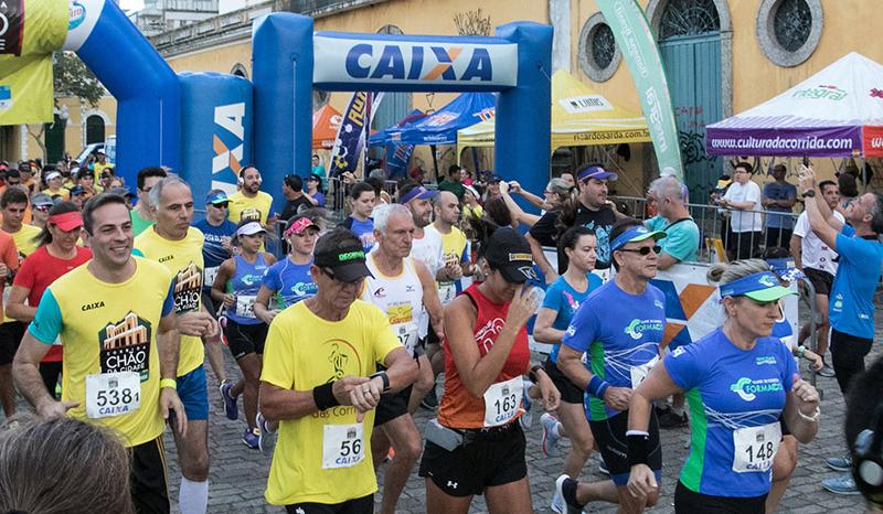 Corrida Chão da Cidade 2019 comemora 346 anos de Florianópolis