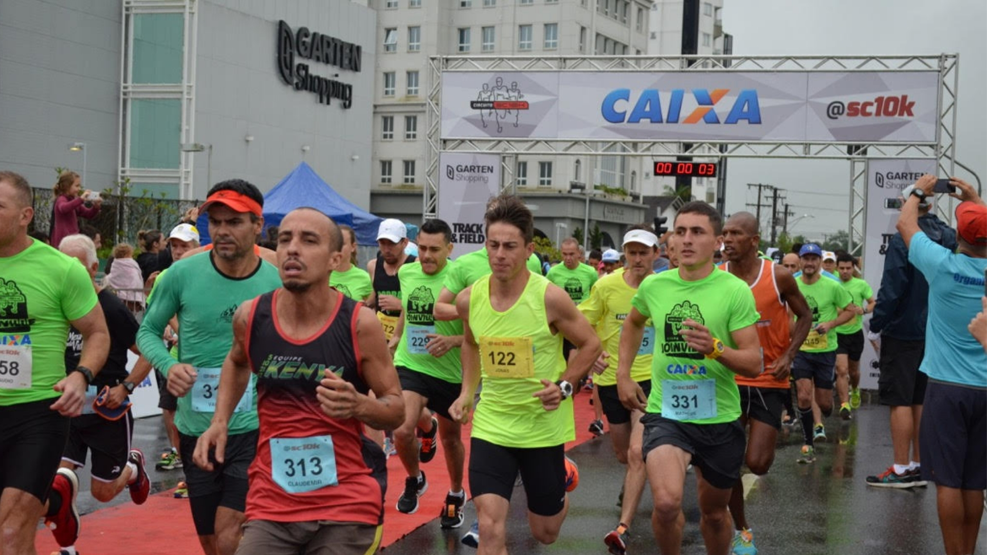 Joinville 10k 2019