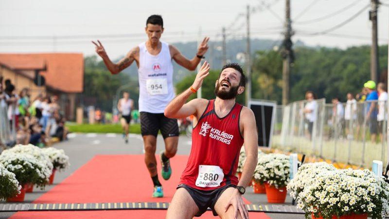 Circuito Corridas do Bem envolve mais de 1,5 mil corredores em Joinville