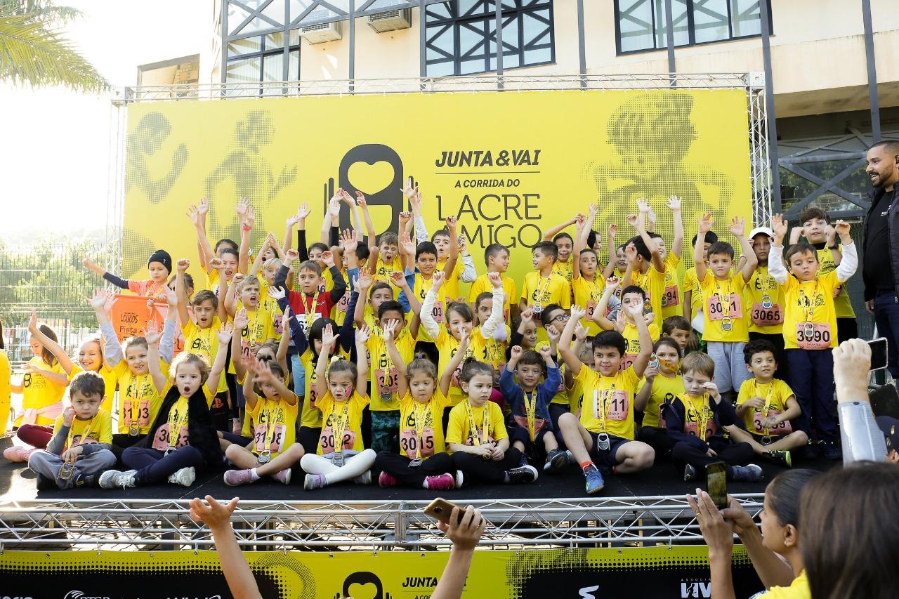 Corrida do Lacre Amigo já confirmou 2 mil participantes em Florianópolis