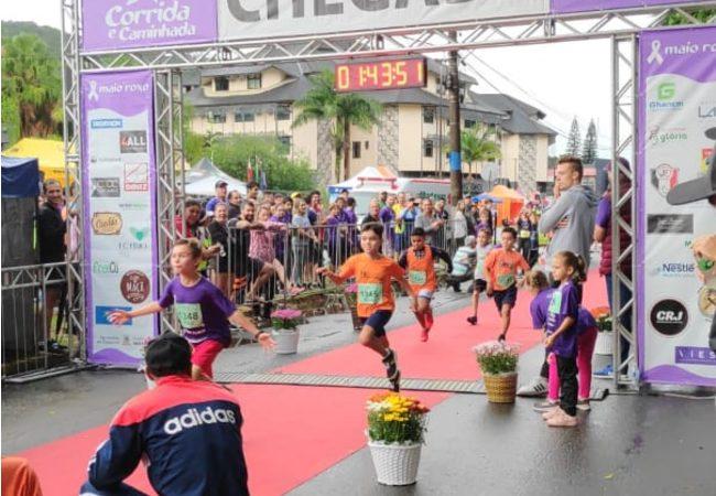 1ª Corrida e caminhada MAIO ROXO – PARTE 1